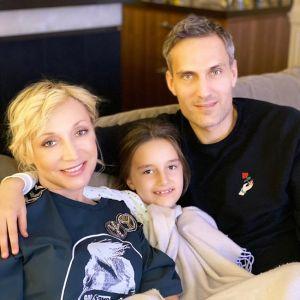 Подробнее: Кристина Орбакайте спела дуэтом с 7-летней дочерью в постели