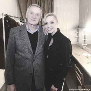 Подробнее: Кристина Орбакайте показала молодых родителей в честь юбилея отца