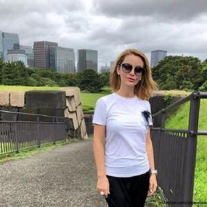 Подробнее: Ольга Орлова спряталась от тайфуна в японском метро