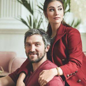 Подробнее: Александр Овечкин с женой обменялись трогательными поздравлениями в Сети с годовщиной свадьбы