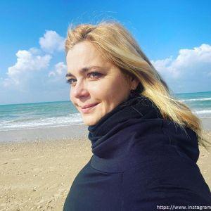 Подробнее: Ирина Пегова продемонстрировала  фигуру в облегающем наряде