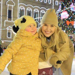 Подробнее: Пелагея показала, как проводит новогодние каникулы с дочерью на катке