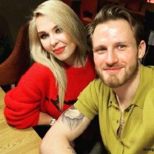 Фото певицы Пелагеи с мужем. Подробнее: Певица Пелагея впервые рассказала о разводе