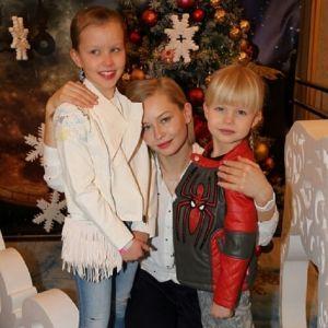 Подробнее: Юлия Пересильд предпочла дать дочерям свою фамилию, а не отца