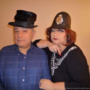 Подробнее: 72-летний Евгений Петросян разводится с 65-летней Еленой Степаненко