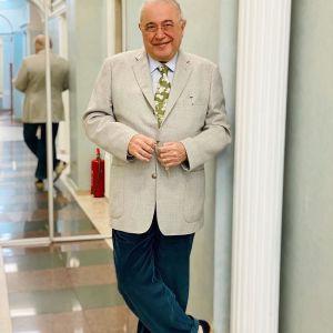 Подробнее: Евгений Петросян рассказал, как отметил 75-летний юбилей