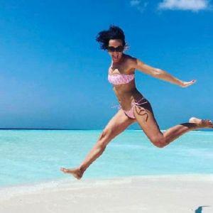Подробнее: Певица Слава потолстела на отдыхе на Мальдивах