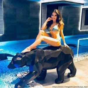 Подробнее: Анна Плетнева борется с потерей веса