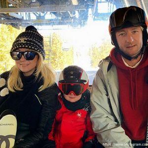 Подробнее: Евгений Плющенко поставил на горные лыжи сына (видео)