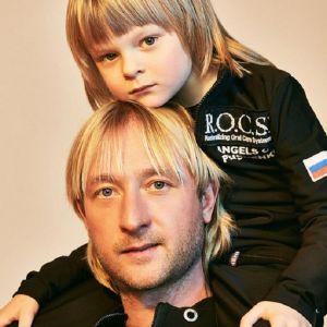Подробнее: Сын Евгения Плющенко в 6 лет зарабатывает баснословные деньги