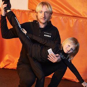 Подробнее: Сын Евгения Плющенко начал зарабатывать больше отца