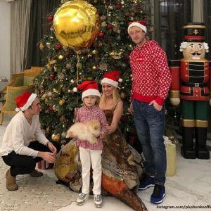 Подробнее: Евгений Плющенко опубликовал детское фото в костюме Щелкунчика