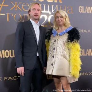 Подробнее: Евгений Плющенко не смог скрыть раздражения, стоя рядом с женой на сцене