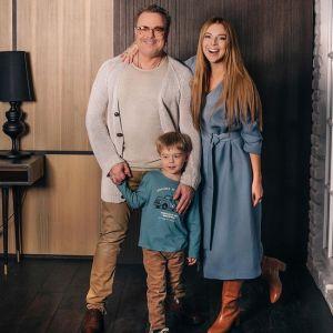 Подробнее: Наталья Подольская устроила сыну на пятилетие настоящий сюрприз