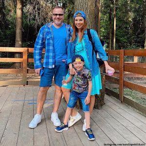 Подробнее: У Натальи Подольской ожидается пополнение в семействе
