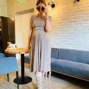 Подробнее: Наталья Подольская показала внушительный живот в удобных джинсах
