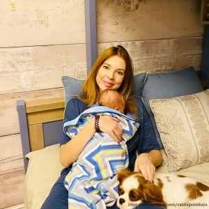 Подробнее: Наталья Подольская показала четырехмесячного сына