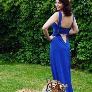 Подробнее: Ольга Погодина едва не погибла на съемках сериала с тиграми