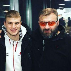 Подробнее: Михаил Пореченков снялся с сыном в одном сериале