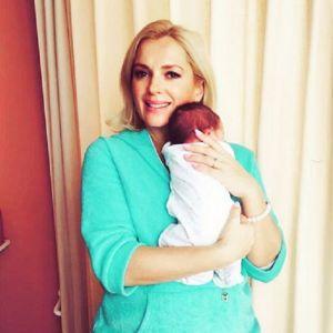 Подробнее: Мария Порошина не знает, как назвать новорожденного сына
