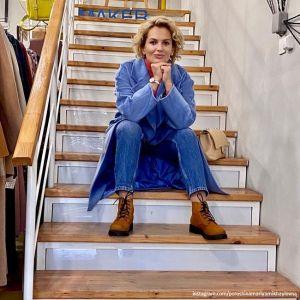 Подробнее: Мария Порошина поделилась фото в белоснежном наряде и с новой прической