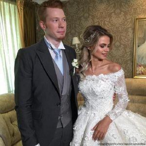 Подробнее: Никита Пресняков однолюб и собирается пройти со своей женой всю жизнь