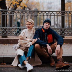 Подробнее: Никита Пресняков совершил прыжок с небоскреба вместе с женой