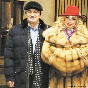 Подробнее: Маша Распутин  получила в подарок от мужа шикарный «Роллс-Ройс»