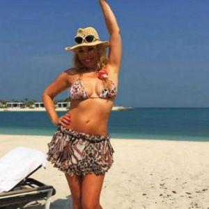 Подробнее: Маша Распутина поделилась пикантными фото в бикини