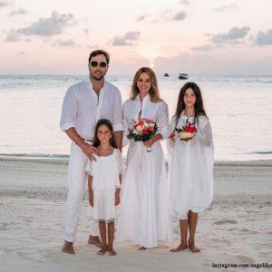 Подробнее: Александр Ревва  женился на Мальдивах