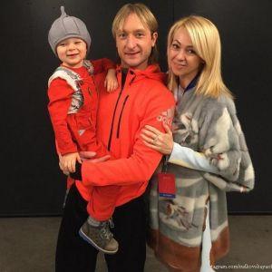 Подробнее: 3-х летний сын Рудковской и Плющенко стал миллионером