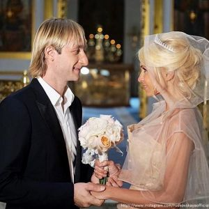 Подробнее: Евгений Плющенко рассказал, что ему нравится в жене