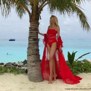 Подробнее: Яна Рудковская устроила себе шикарный отдых (видео)