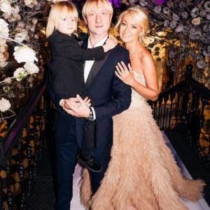 Подробнее: Четырехлетний Саша Плющенко открыл и закрыл главный модный показ осени