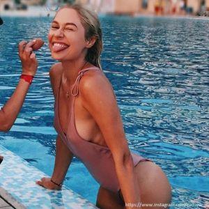Подробнее: Наталья Рудова соблазняет поклонников в эротическим боди в постели (видео)