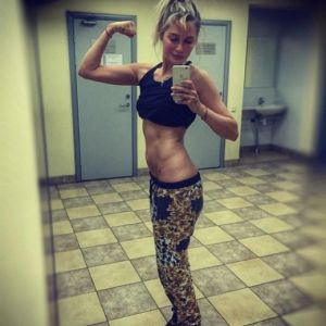 Подробнее: Наталья Рудова подсела на стероиды
