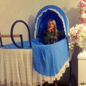 Подробнее: Наталья Рудова посетила музей счастья на Арбате