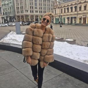 Подробнее: Наталья Рудова купила шубу своей мечты весной