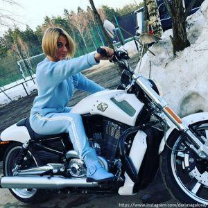 Подробнее: Дарья Сагалова продолжает менять свой имидж