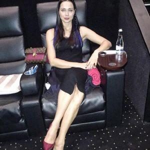 Подробнее: Настасья Самбурскя показала накаченную женственность