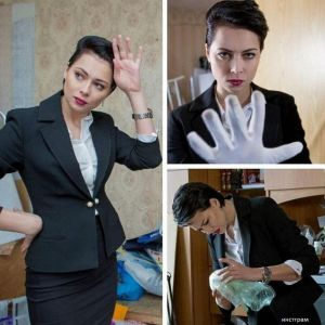 Подробнее: Настасья Самбурская согласилась на грязную работу