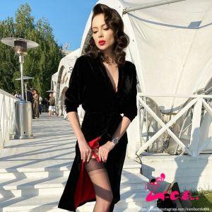 Подробнее: Настасья Самбурская рассказала, как поддерживает свою идеальную фигуру без спорта