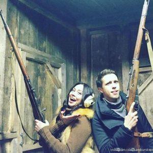Подробнее: Настасья Самбурская: «у меня ружье и психика нестабильная»
