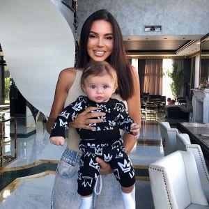 Подробнее: Оксана Самойлова поделилась невероятно милым фото с сыном