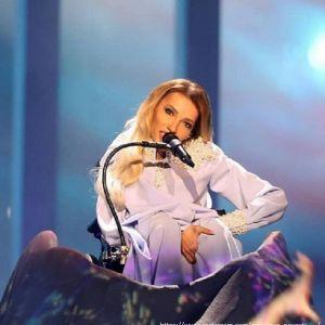 Подробнее: Юлия Самойлова от волнения забыла слова песни на конкурсе «Евровидение 2018»