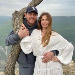 Подробнее: Саша Савельева с мужем поделились подробностями родов и редкими фото с сыном