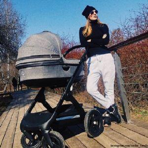 Подробнее: Саша Савельева вышла на сцену через два месяца после родов