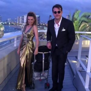 Подробнее: Саша Савельева показала страстный поцелуй с Кириллом Сафоновым на свадьбе его дочери
