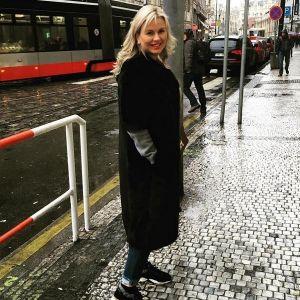 Подробнее: Анна Семенович свой день рождения отмечает в Праге