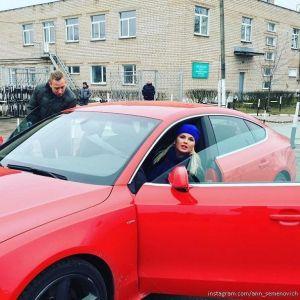 Подробнее: Анна Семенович начала сниматься в кинокомедии